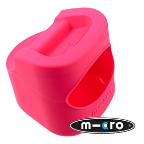 Micro 3-in-1 Ride On Seat Pouch - Pink