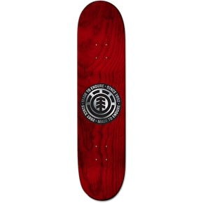 Element 25 YR Westgate Section Skateboard Deck - 8.25