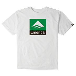 Emerica Combo T-Shirt - White