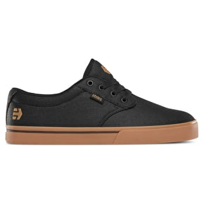 Etnies Jameson 2 Eco Skate Shoes - Black/Bronze