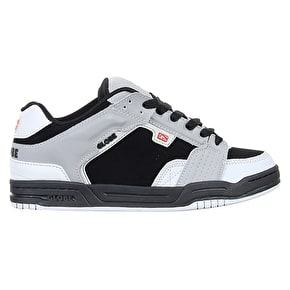 Globe Scribe Shoes - Light Grey/Black