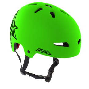 REKD Elite Icon Helmet - Green/Black