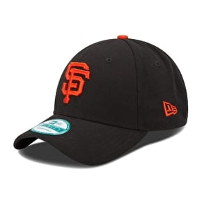 New Era San Francisco Giants MLB The League 9FORTY - Black