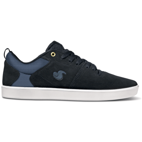 DVS Nica Shoes - Black/Navy Suede
