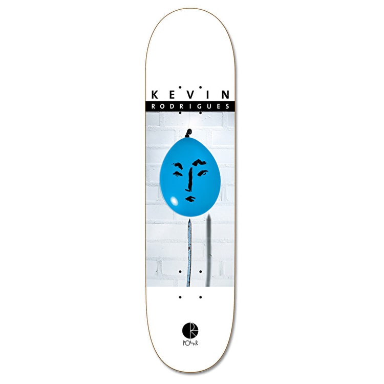 Polar Skateboard Deck - Life - Rodridgues - 8.0""
