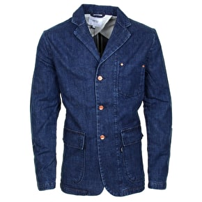 WeSC Dazer Denim Jacket - Light Slub