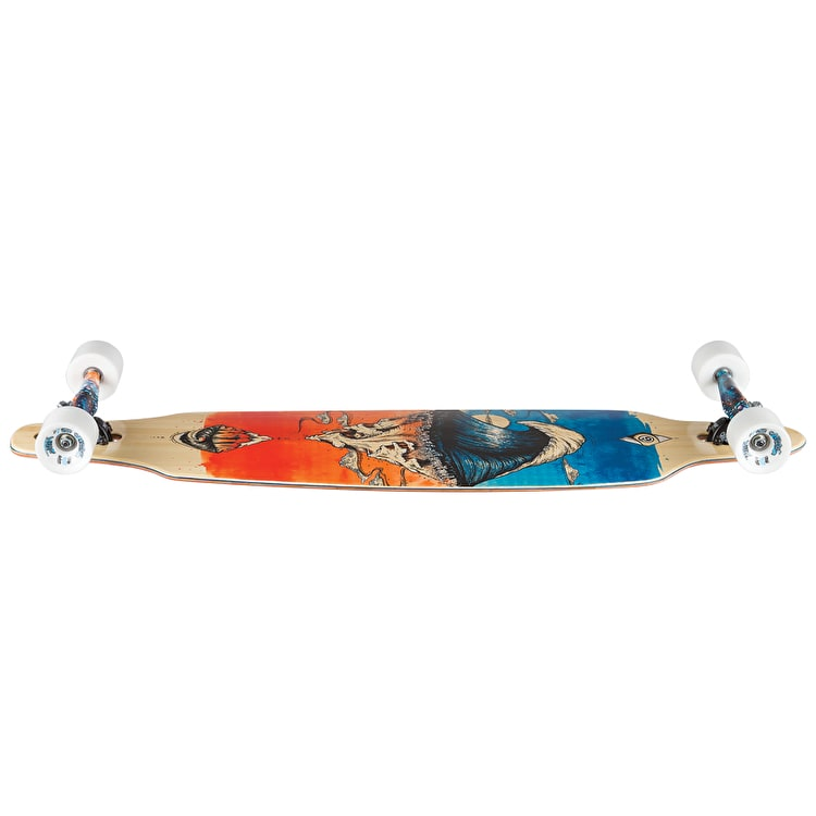 Sector 9 Bamboo - Pinnacle Lookout Complete Longboard 41.125""