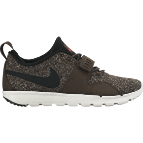 Nike SB Trainerendor Shoes - Brown/Black/Ivory
