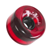 Mindless Team Wheels - Red / White (Pack of 4)