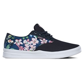 Etnies Jameson SC Womens Shoes - Navy/Pink