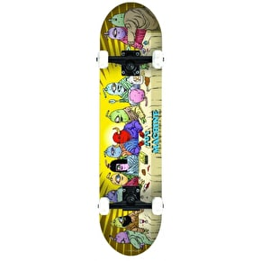 Toy Machine Last Supper Complete Skateboard - 7.75