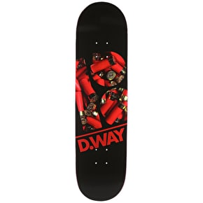 Plan B ProSpec Reload Skateboard Deck - Way 8.375