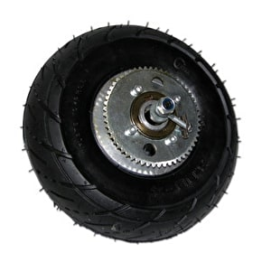 Razor E200 Complete Rear Wheel with Drum