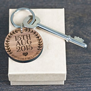 Anniversary Personalised Bottle Stopper