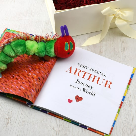 Personalised The Hungry Caterpillar Gift Set