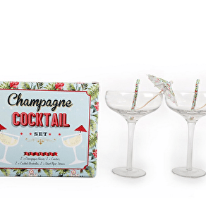 Champagne Cocktail Gift Set