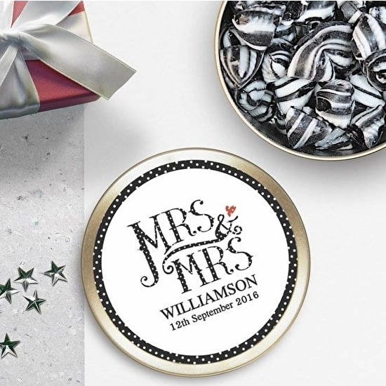 Wedding Favour Travel Sweets