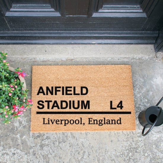Football Stadium Doormats