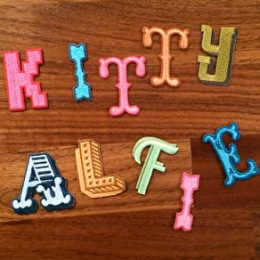 Personalised Embossed Alphabet World Book