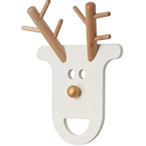 Reindeer Coat Hook