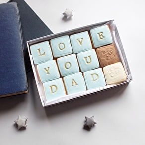 'Love you Dad' Biscuit Gift Set