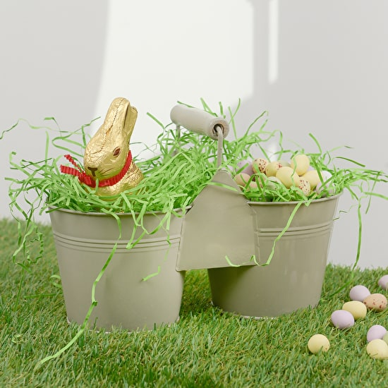 Personalised Easter Egg Hunt Bucket