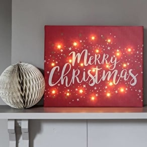 Personalised Christmas Tree Tin