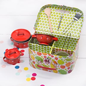 Kids Kitchen Cooking Box Set