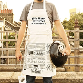 Personalised Barbecue Apron