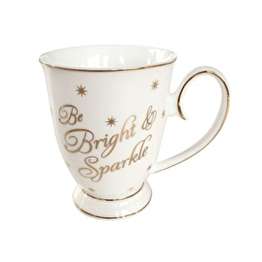 Be Bright and Sparkle Mug