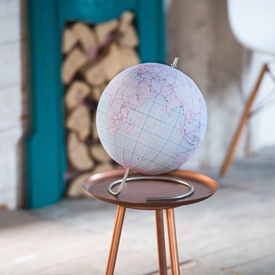 Large Globe Journal