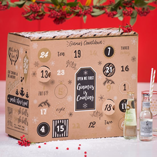 Ginmas Advent Calendar