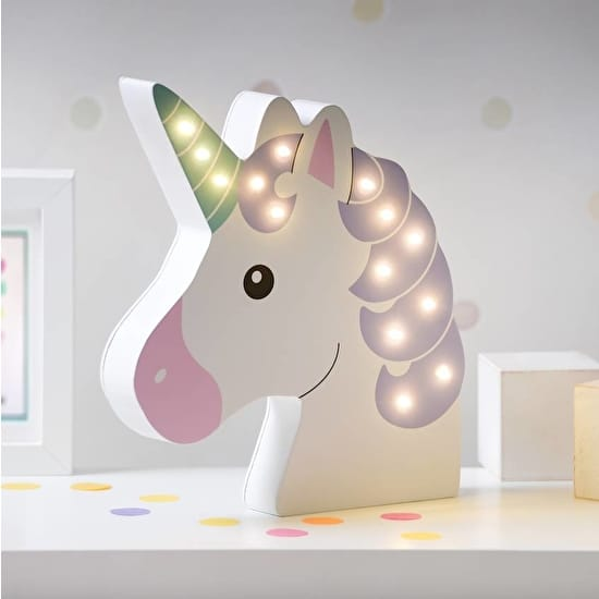 LED Unicorn Light