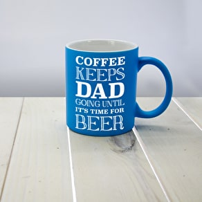 The Best Dad Tankard