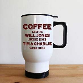 Personalised Mug For Dad