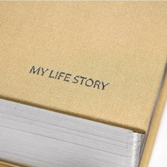 Personalised My Life Story Diary