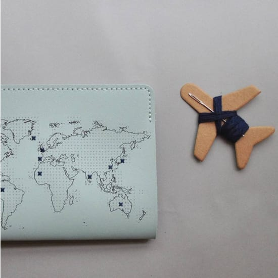 Stitch Passport Cover