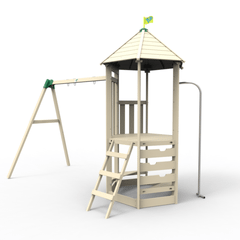 Castlewood Tower with Swing Arm