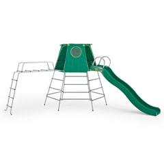 TP Explorer2 Frame, Platform and Den, Crazywavy Slide and Jungle Run