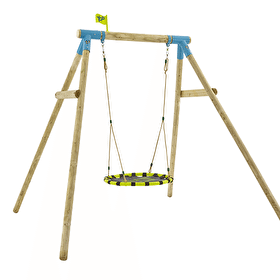 TP Eagle Nest Wooden Swing Set-FSC<sup>&reg;</sup>