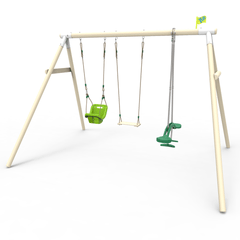 TP Triple Knightswood Swing Frame