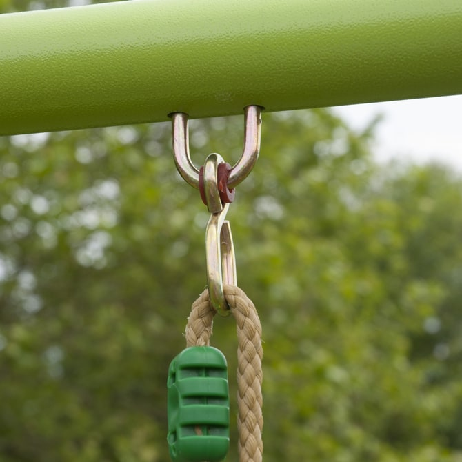 TP single metal swing